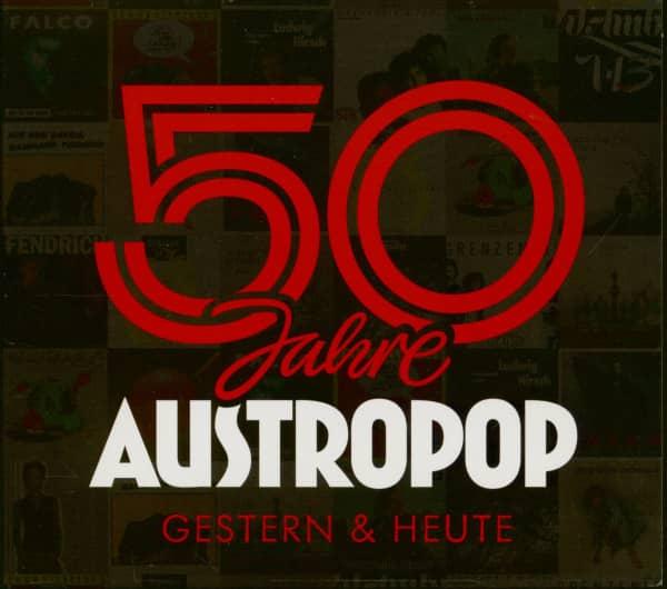 50 Jahre Austropop - Gestern & Heute (2-CD)