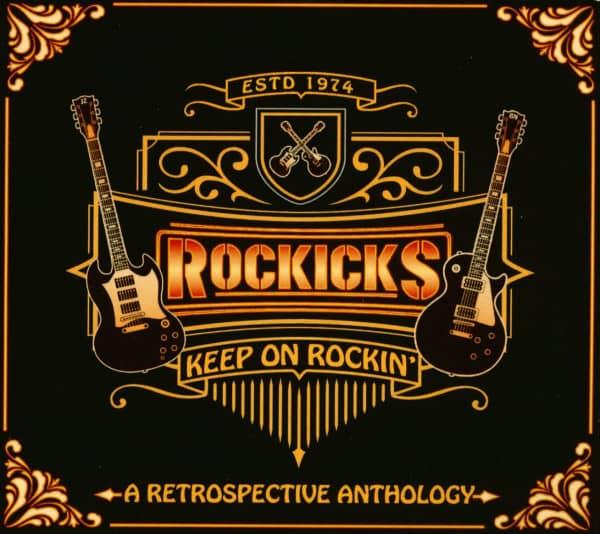 Keep On Rockin' - A Retrospective Anthology (2-CD)