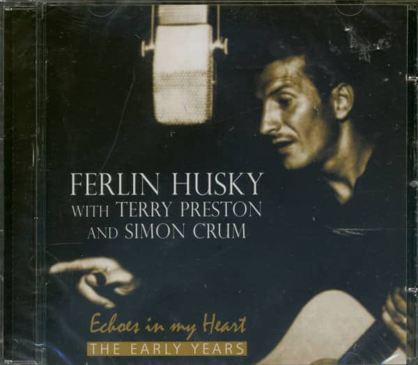 Echoes In My Heart - The Early Years (CD)