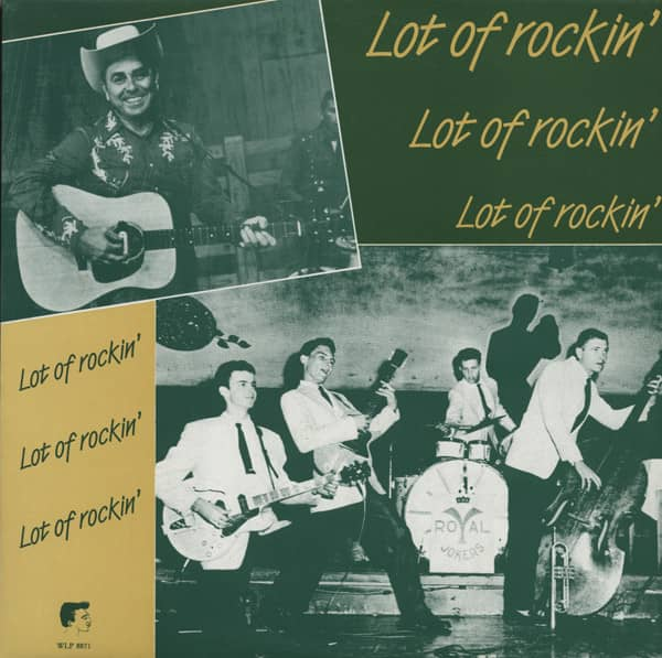 Lot Of Rockin (LP)
