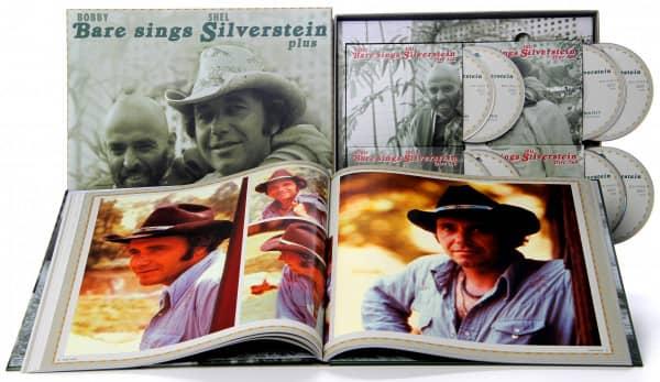 Bobby Bare Sings Shel Silverstein plus (8-CD Deluxe Box Set)