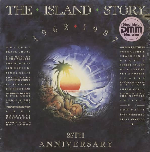 The Island Story 1962-1987 (2-LP)