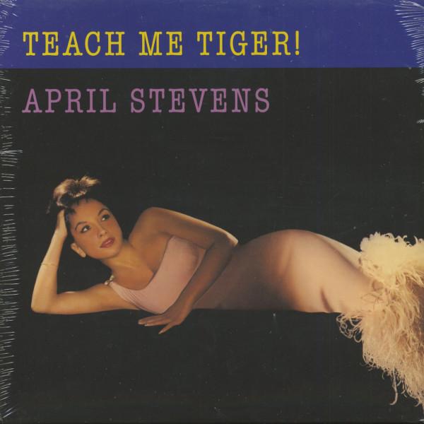 Teach Me Tiger! (LP)