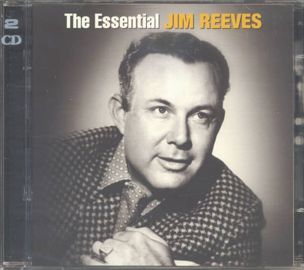 The Essential Jim Reeves (2-CD)
