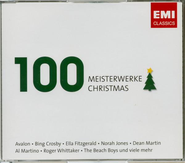 100 Meisterwerke Christmas (6-CD)
