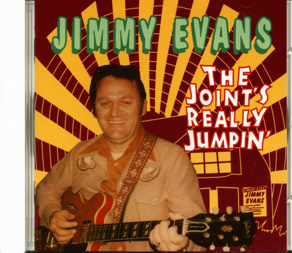 The Joint's Really Jumpin' (CD)