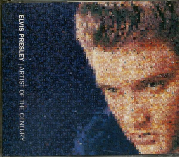 Artist Of The Century 3-CD - Australia