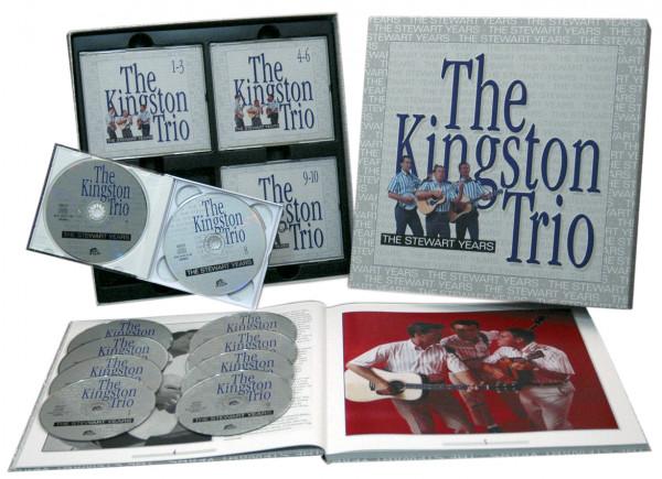 The Stewart Years (10-CD Box Set)