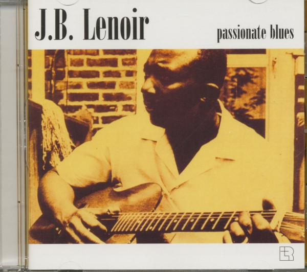 Passionate Blues (CD)