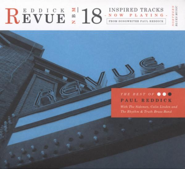 Revue: Best Of Paul Reddick