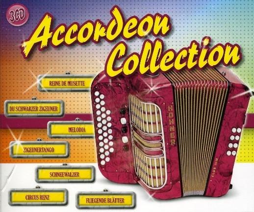 Accordeon Collection (3-CD)
