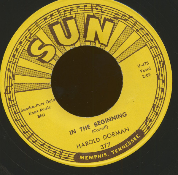 In The Beginning - Wait Til' Saturday Night (7inch, 45rpm)