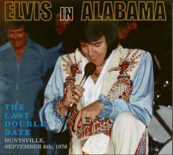 Elvis In Alabama (2-CD Digipac)