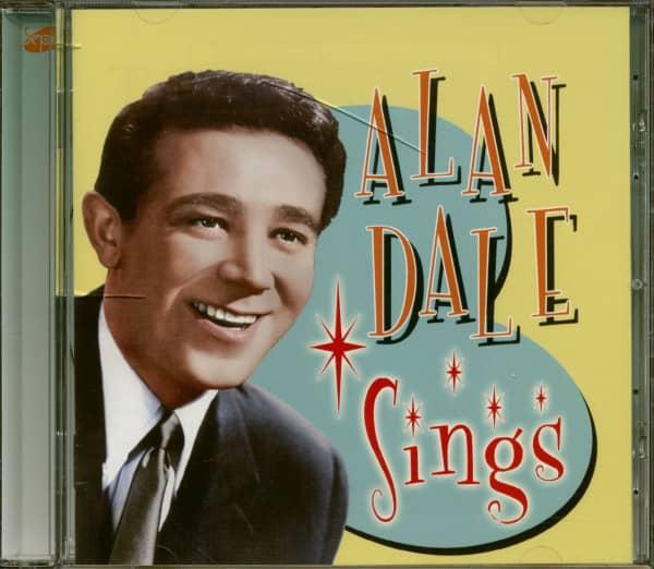 Alan Dale Sings (CD)