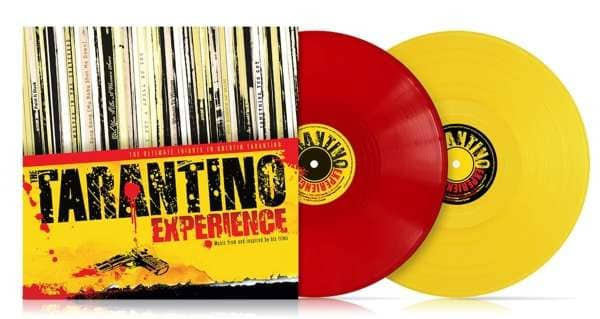 Tarantino Experience - The Ultimate Tribute to Quentin Tarantino (2-LP, 180g Vinyl, Ltd.)