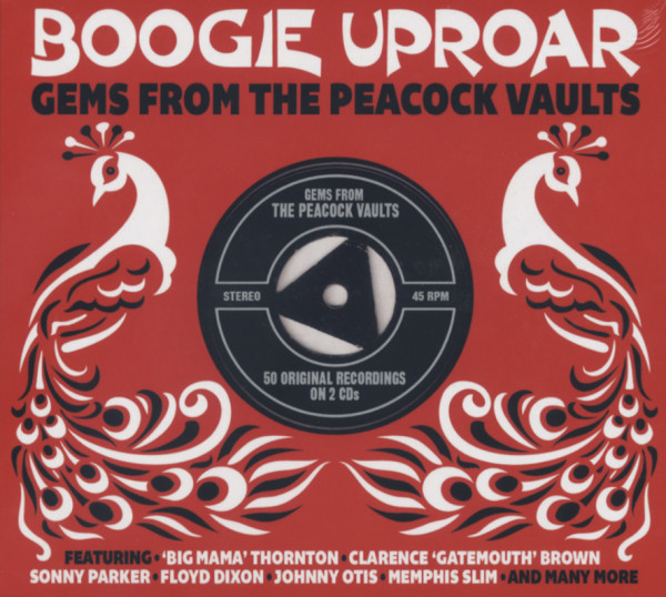 Boogie Uproar - Gems From The Peacock Vaults (2-CD)