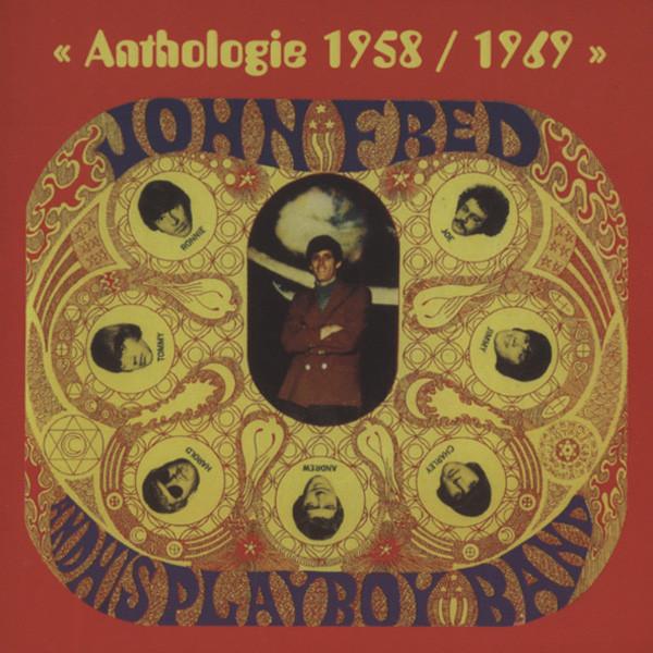 Anthology 1958 - 1969