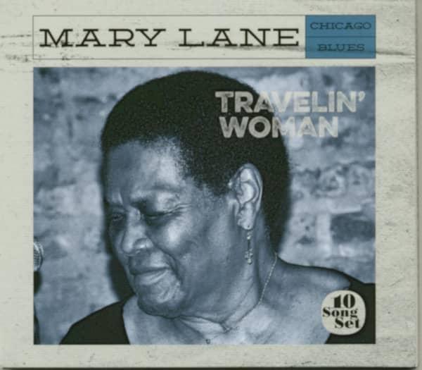 Travelin' Woman (CD)
