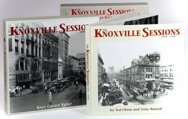 The Knoxville Sessions 1929 - 1930, Knox County Stomp (4-CD Deluxe Box Set)