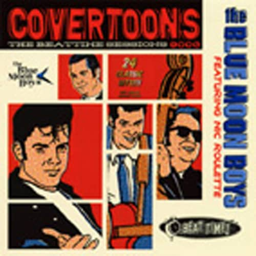 Covertoones: The Beattime Sessions 1995