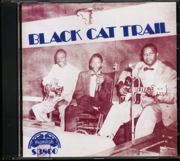 Black Cat Trail (CD)