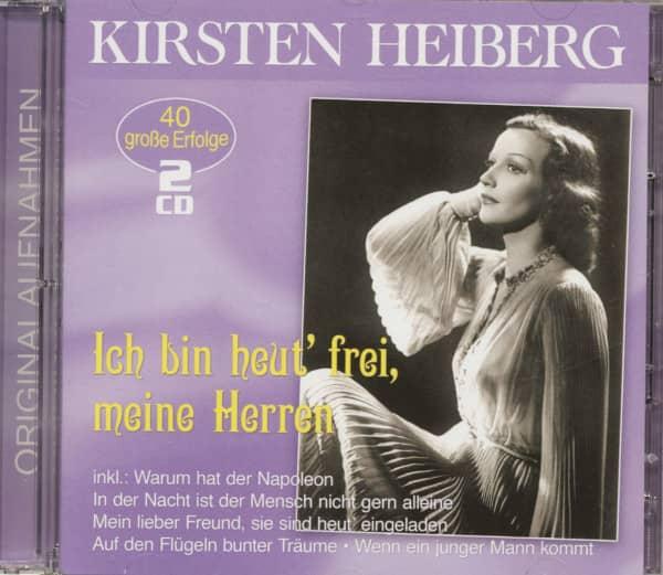 Ich Bin Heut' Frei, Meine Herren - Die Großen Erfolge (2-CD)