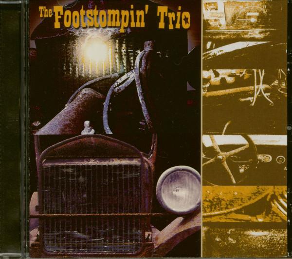 Footstompin' Trio (CD)