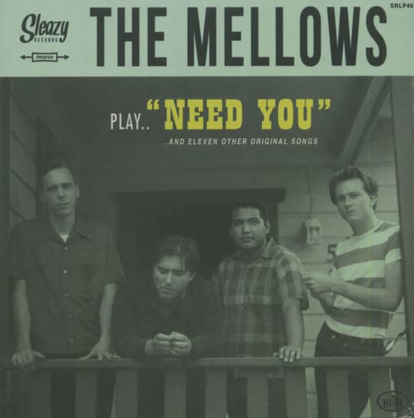 Need You (LP)