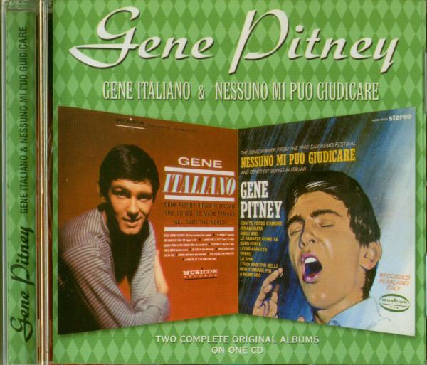 Gene Italiano - Nessuno Mi Puo Guidicare (CD)