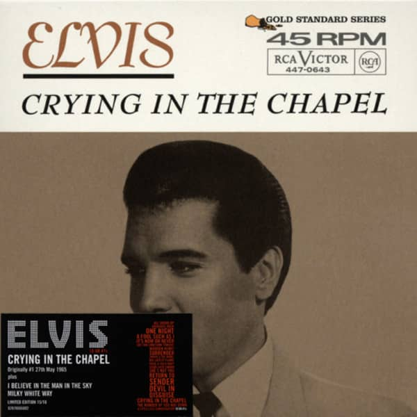 18 UK #1s - Crying In The Chapel