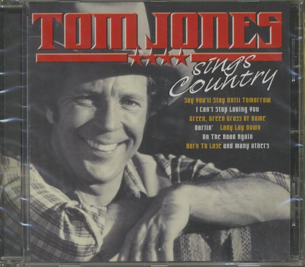 Sings Country (CD)