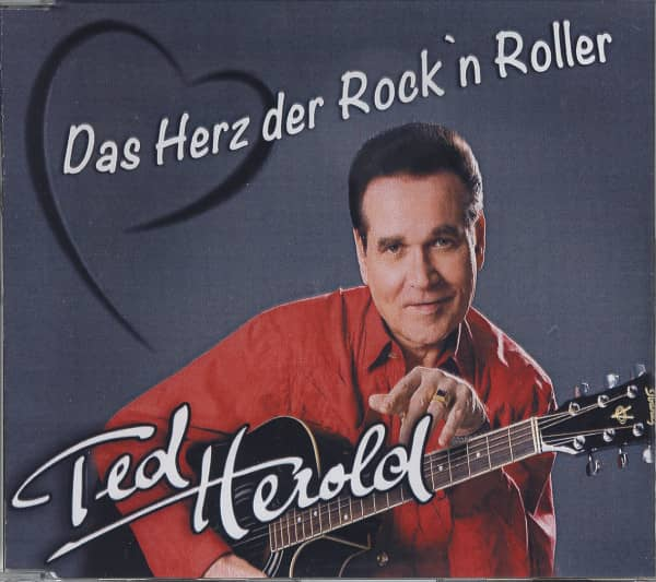 Das Herz der Rock'n'Roller - CD-Single