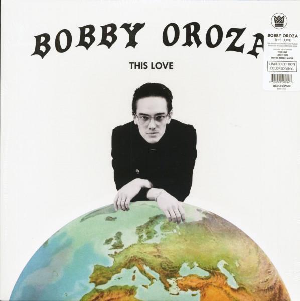 This Love (LP, Sandstone Colored Vinyl, Ltd.)