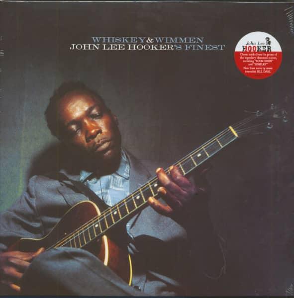 Whiskey &ampamp; Wimmen - John Lee Hooker's Finest (LP)