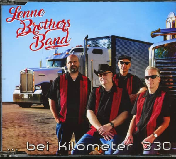 Bei Kilometer 330 (CD-Single)
