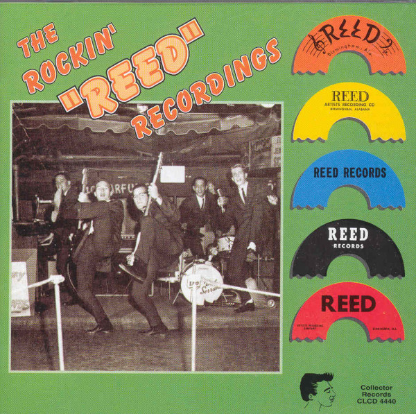 The Rockin' Reed Recordings