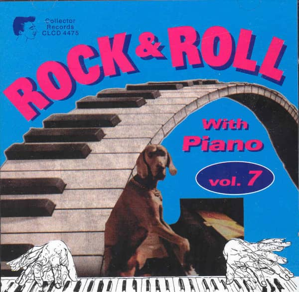 Vol.7, Rock & Roll With Piano