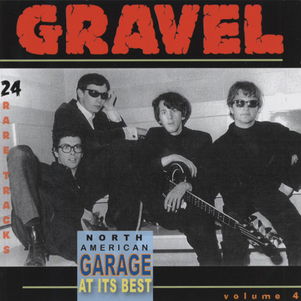 Vol.4, Gravel - US 60s Garage