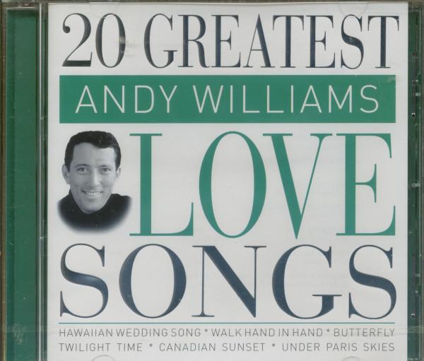 20 Greatest Love Songs (CD)