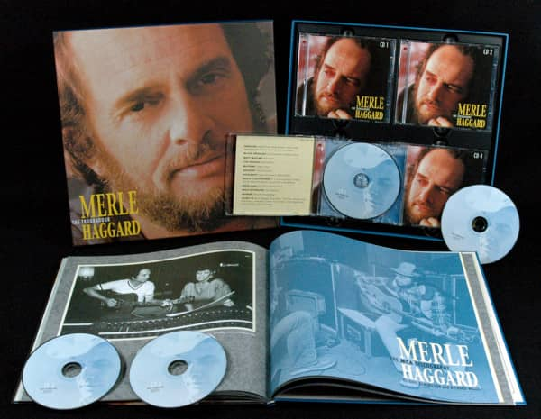 The Troubadour (4-CD)