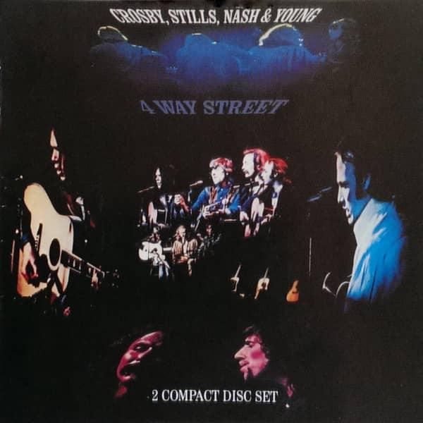 4 Way Street - Live (2-CD)