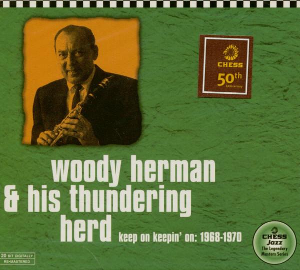 Keep On Keepin' On 1968-1970 (CD)
