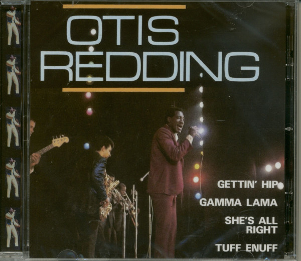 Otis Redding & His Friend (CD)