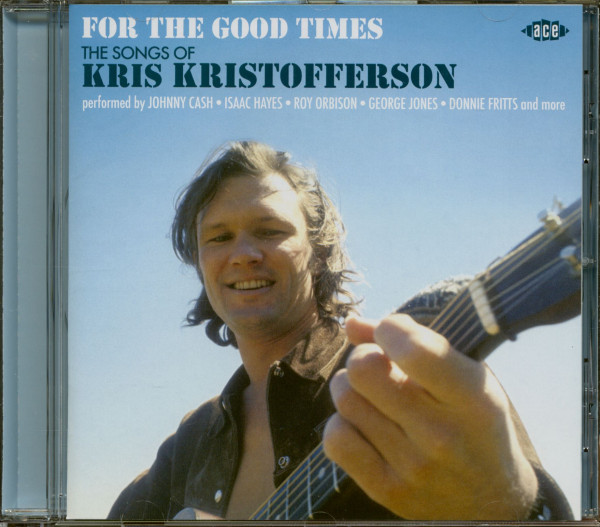 For The Good Times - The Songs Of Kris Kristofferson (CD)
