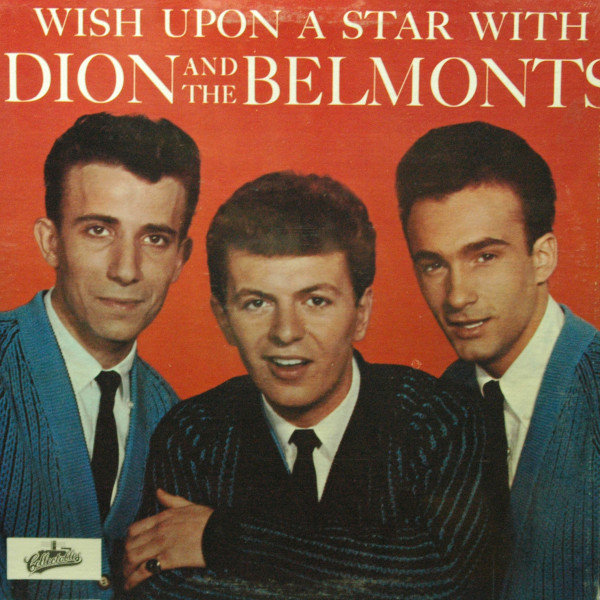 Wish Upon A Star With Dion And The Belmonts (1960) - re Vinyl LP