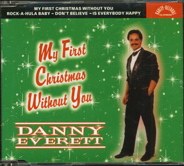 My First Christmas Without You (CD, EP)