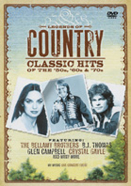 Legends Of Country: Classic Hits - Live (0)