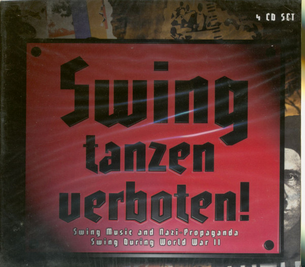 Swing Tanzen verboten 4-CD - 60 Page Booklet