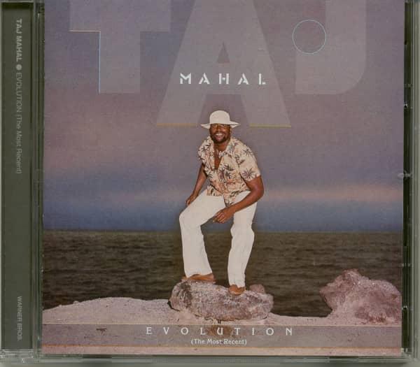 Taj Mahal Cd Evolution Cd Bear Family Records