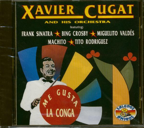 Me Gusta La Conga (CD)